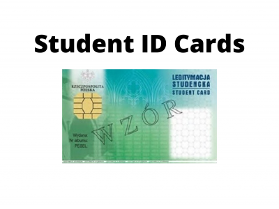 Electronic Student ID Cards
