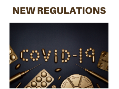 Covid restrictions restored (20.03.2021 – 9.04.2021)