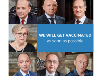 The Rector's message on the vaccine